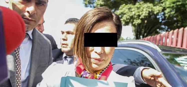 Seguirá Rosario Robles en prisión
