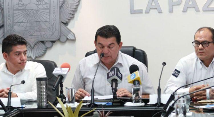Se saltó al Cabildo el Alcalde de La Paz