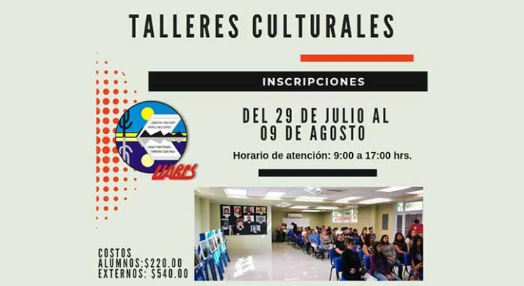 Abre la UABCS talleres culturales y deportivos