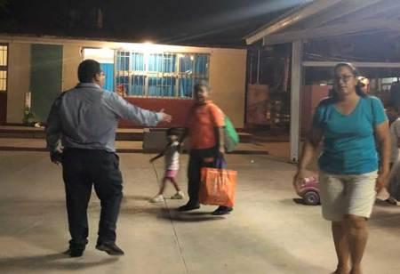 Listos los refugios temporales en Los Cabos
