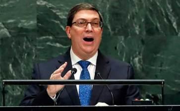 "Denuncia Cuba ""bajeza y podredumbre» de Trump"