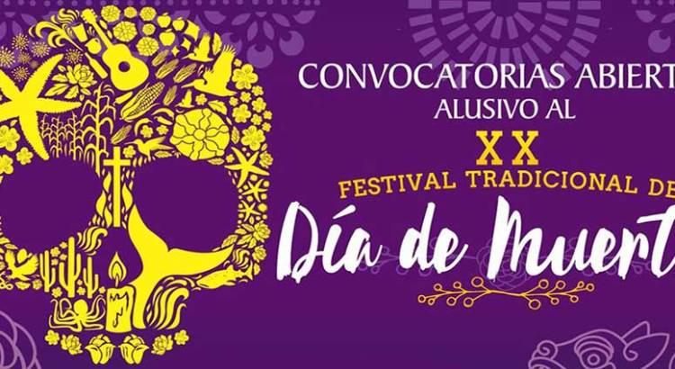 Participa en el Festival de Día de Muertos