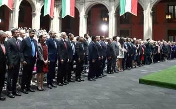 Respaldan Gobernadores políticas de López Obrador