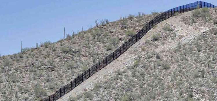 Desbloquea Pentágono recursos para muro fronterizo