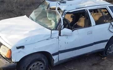 Fatal accidente carretero rumbo a San Carlos