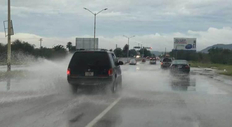 Sólo daños menores han dejado las lluvias en La Paz