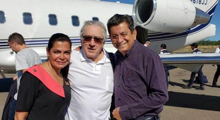 Robert De Niro en Los Cabos