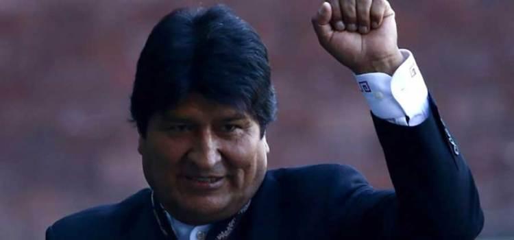 """Rechaza Gobierno de Bolivia dar """"amnistía"""" a Evo"""