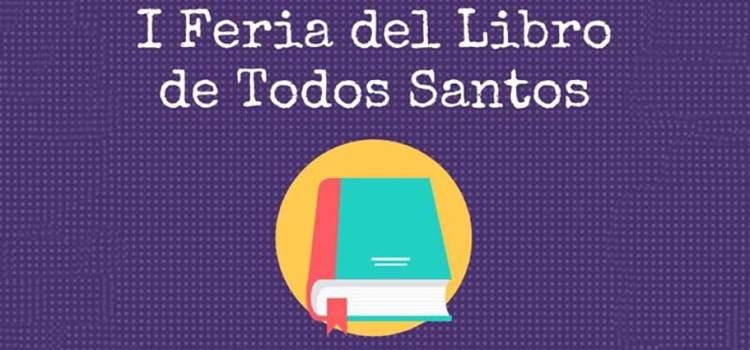 Invitan a la Primera Feria del Libro Todos Santos
