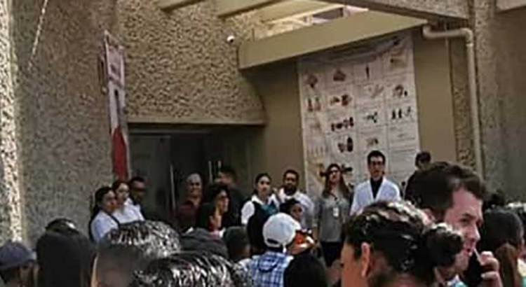 Explosión en clínica del IMSS en SJC