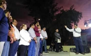 """Exitoso programa """"Vivir en Paz"""" en Lomas del Sol"""