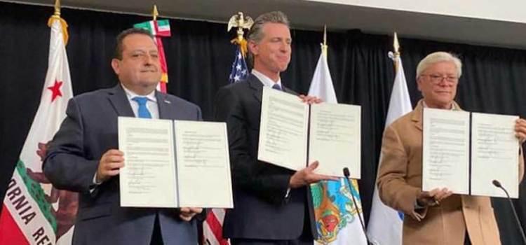 Se reinstala la Comisión de las Californias