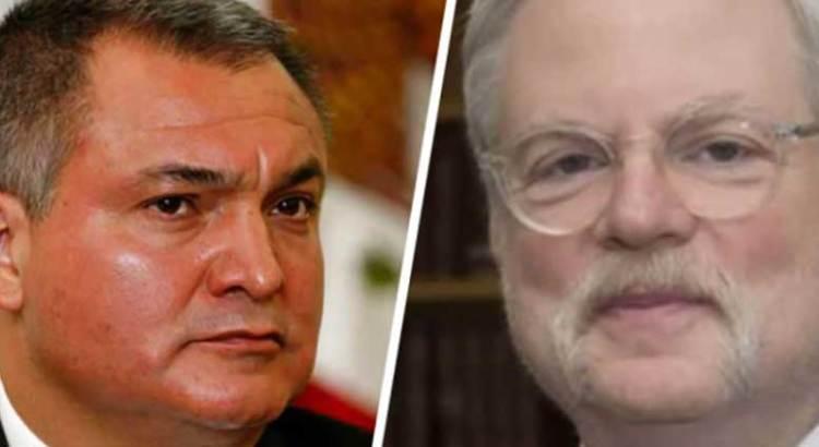 """Llevará juez que condenó a """"El Chapo"""" el proceso de García Luna"""