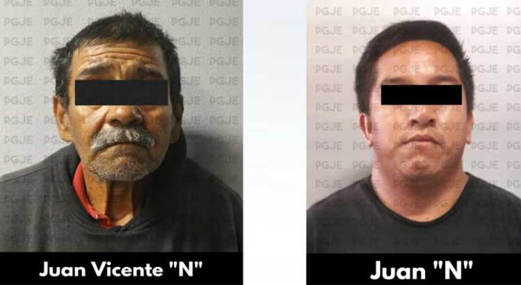 A prisión condenan a dos violadores