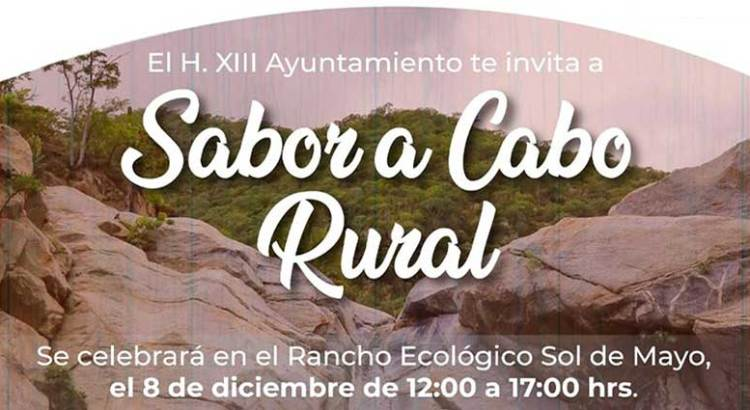 Domingo con Sabor a Cabo rural