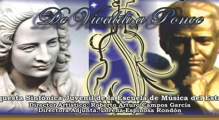 De Vivaldi a Ponce