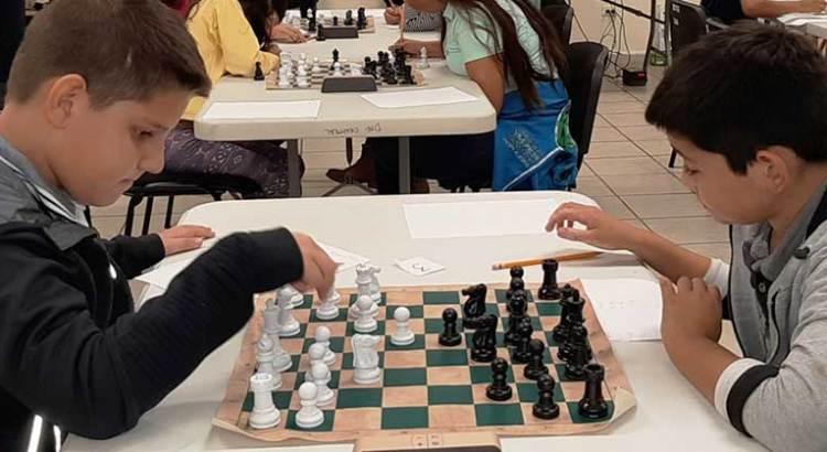 Fin de semana de ajedrez