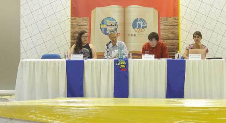 Encuentro Internacional de Investigación Histórico-Literaria