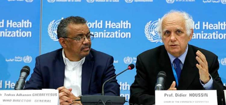 "Retrasará OMS ""alerta sanitaria internacional"" por coronavirus"