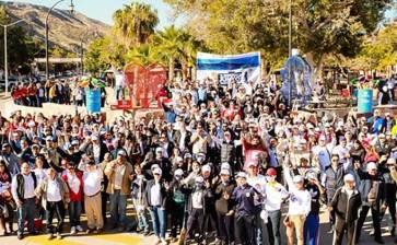 Arranca Primer gran Cruzada de Limpieza en Mulegé