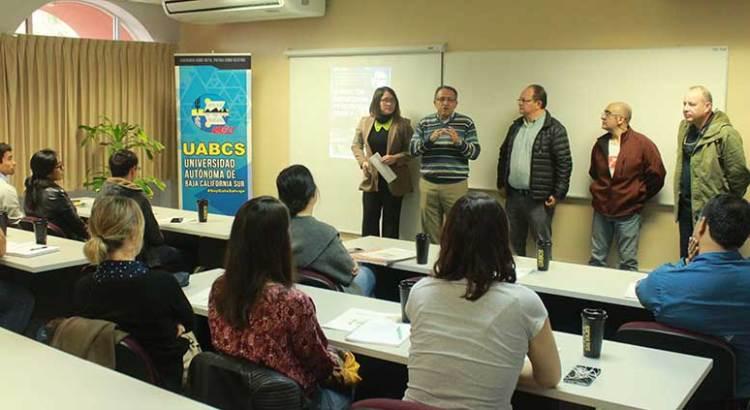 Recibe UABCS a sus nuevos alumnos de posgrado