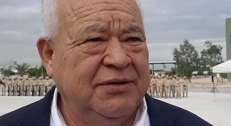 Niega Víctor Castro su salida de la Secretaría de Bienestar
