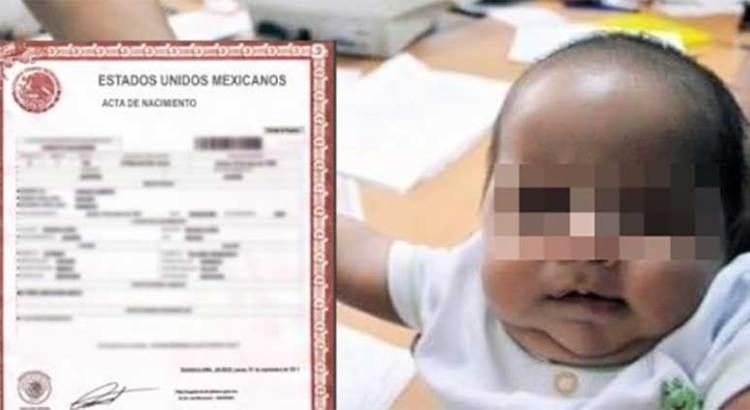 Registran a bebé con el nombre «Covid»