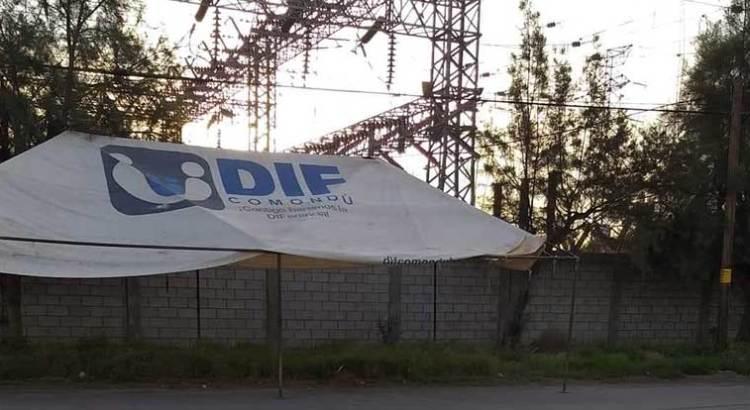 Retiraron el puesto de revisión sanitario en Comondú