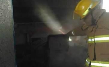 """Se incendió el """"Tony Pollo"""" en Comondú"""