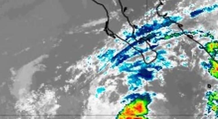 Lluvias ligeras para La Paz y Los Cabos