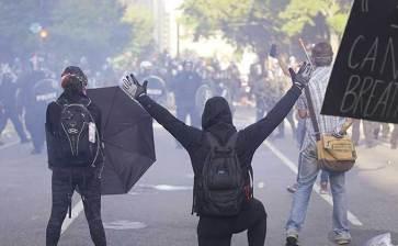 Crecen protestas raciales en EU
