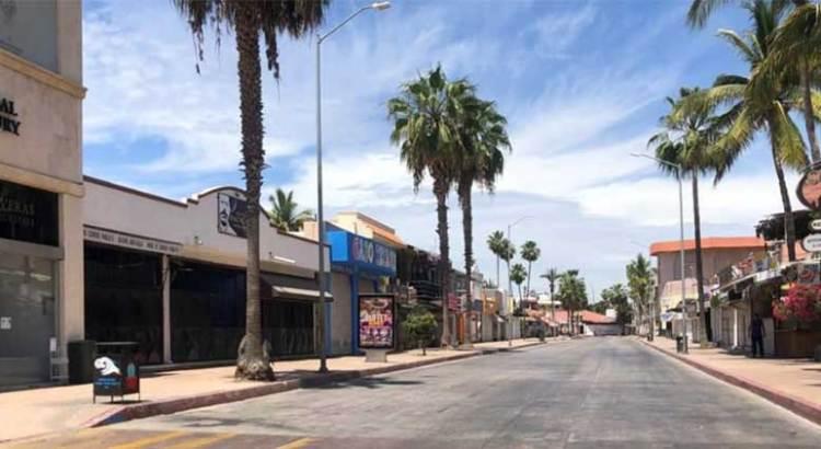Cayeron 85%  las ventas en restaurantes y bares de Los Cabos