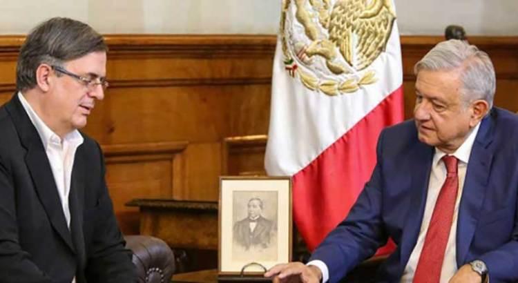 El miércoles la reunión entre López Obrador y Trump