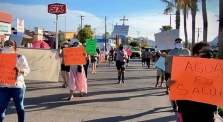 Se manifestaron ciudadanos en Loreto