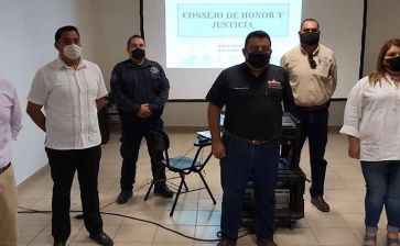 Instalan Comisión del Servicio Profesional de Carrera Policial