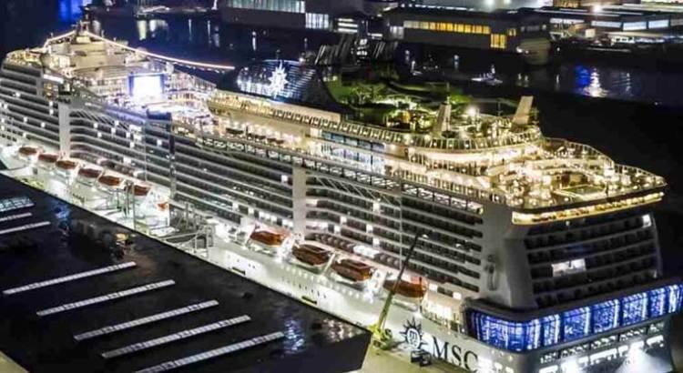 Vuelven grandes cruceros al Mediterráneo
