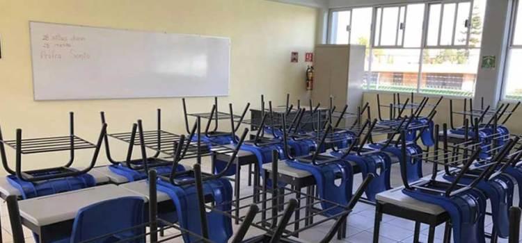 Dejan la escuela 2.8 millones por culpa del covid