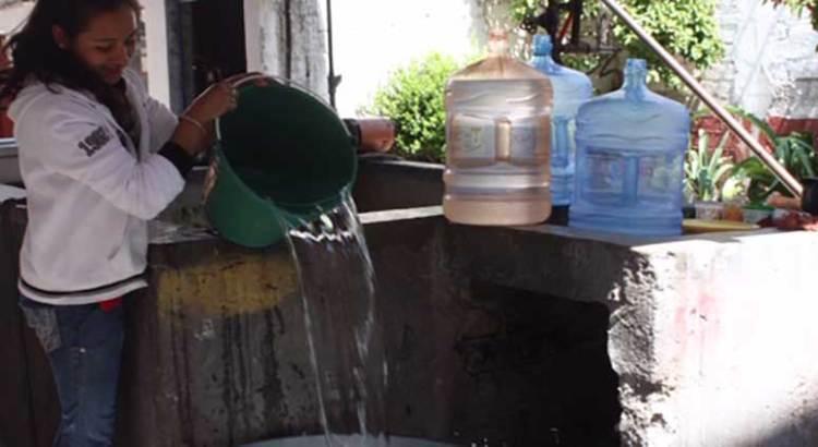 Claman por agua potable en colonias sanluqueñas