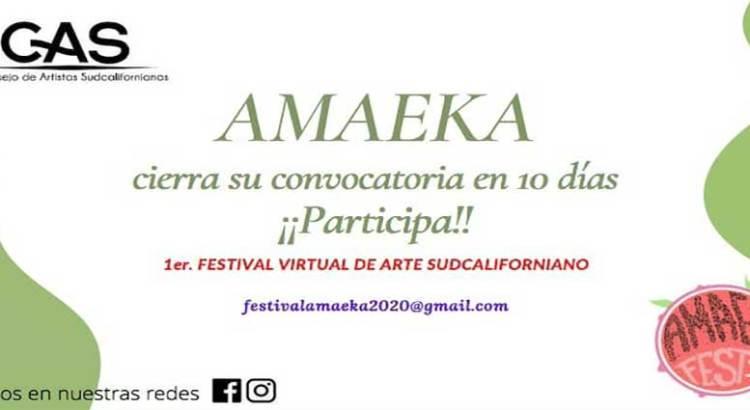 Aún estás a tiempo de participar en el Amaika Fest