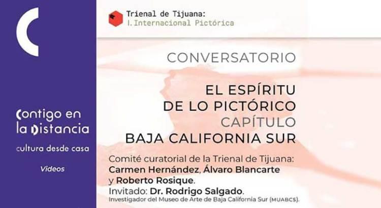 Invitan a «El espíritu de lo pictórico. Capítulo: BCS»