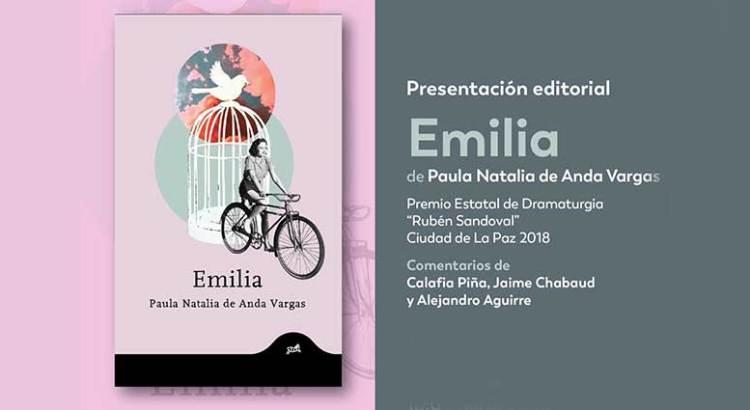 Quédate en casa y conoce a Emilia