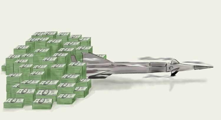 Los misiles iraníes financiados desde México