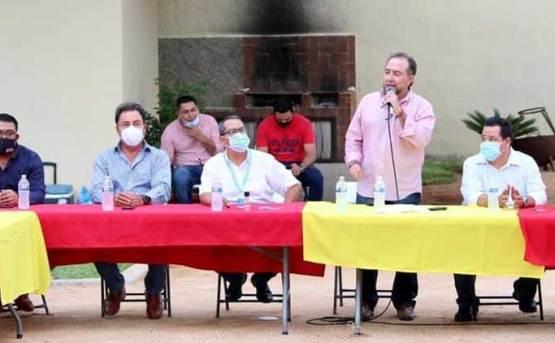 Con apenas quorum legal Antonio Agúndez es el nuevo dirigente del PT