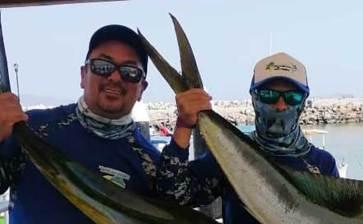 Gana Frank Armenta el Torneo de Pesca de Dorado