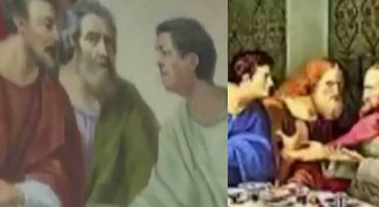 "Se hizo sacerdote ""invitar"" a la última cena"