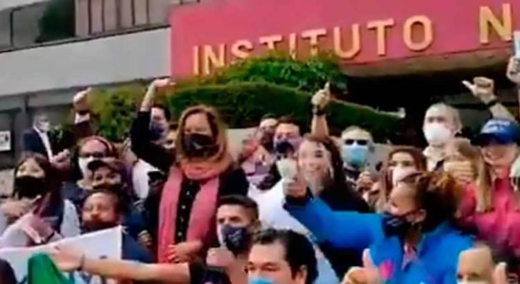 """Denuncia Margarita Zavala """"campaña de hostigamiento"""""""