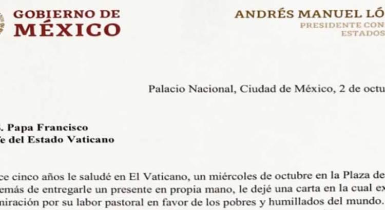 Pide México al Vaticano disculpa por evangelización