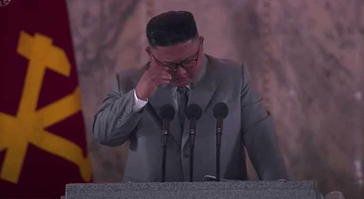 Pidió Kim Jong Un perdón a los norcoreanos