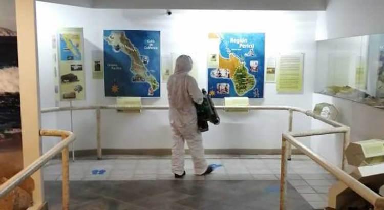 Abre sus puertas el  Museo de Historia Natural de CSL