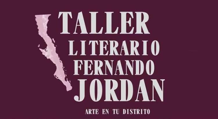 Invitan al Taller literario «Fernando Jordán»